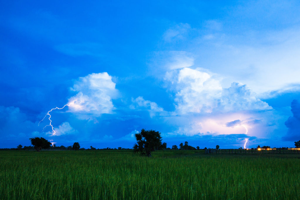 lightning-strike-cambodia-paddy-fields