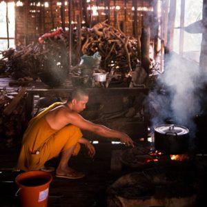 Kampong pluk monk