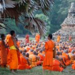VISAKHA BUCHA DAY Morning meditation