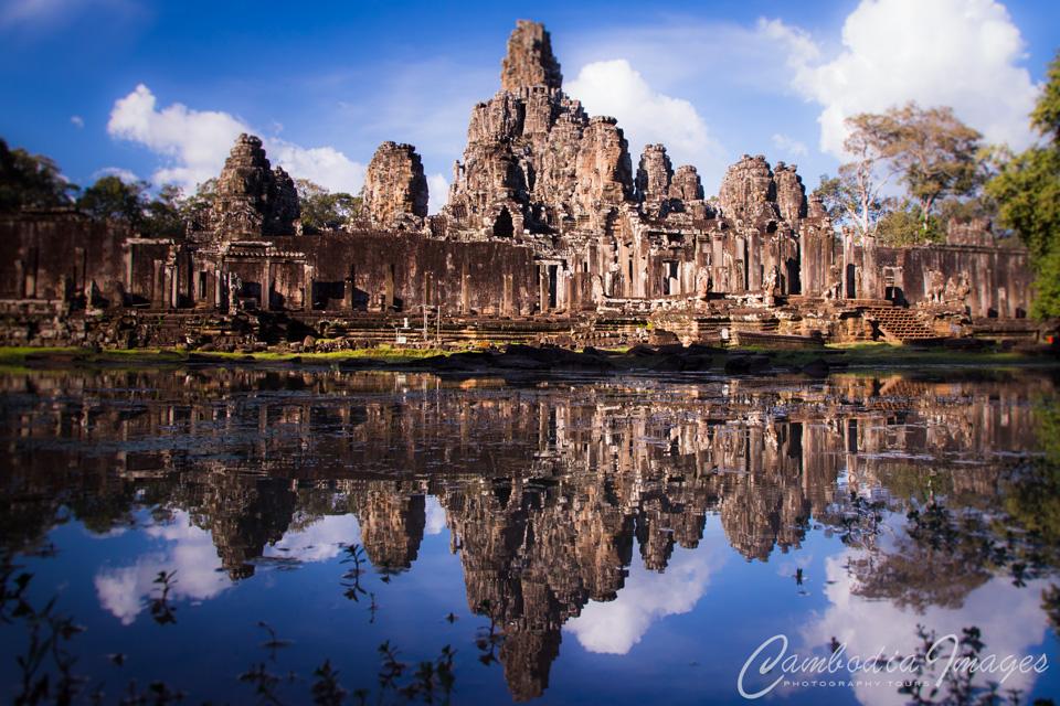 Angkor thom pgotography tour