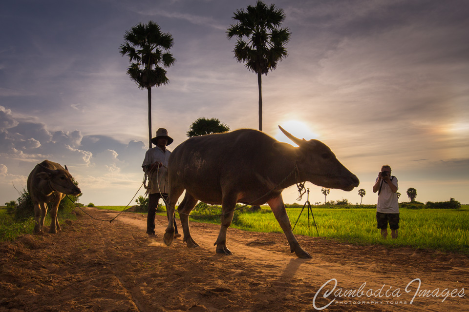 Countryside photo tour cambodia