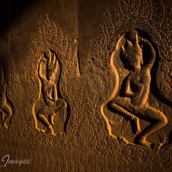 Angkor wat photo tour golden hour