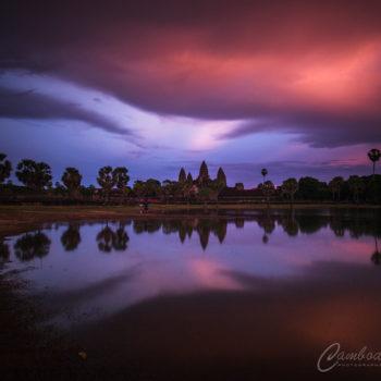 Angkor Wat sunset photography tour