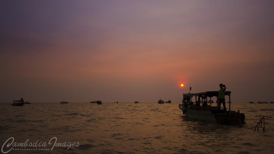 Kampong Pluk floating village siem reap