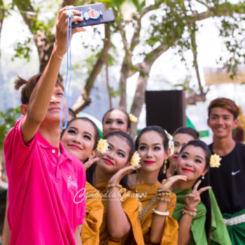 Angkor sangkran Dance