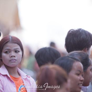 Sangkran villave life Cambodia