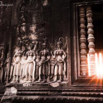 Angkor Wat morning light